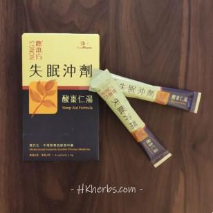 農本方®失眠沖劑 - 酸棗仁湯